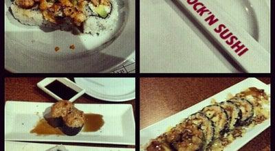 Photo of Sushi Restaurant Crazy Rock'N Sushi at 1065 N Hacienda Blvd, La Puente, CA 91744, United States