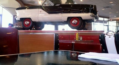 Photo of Diner Ruby's Diner at 200 Citadel Dr., Los Angeles, CA 90040, United States
