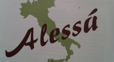 Photo of Italian Restaurant Alessa at 234 Forest Ave, Laguna Beach, CA 92651, United States