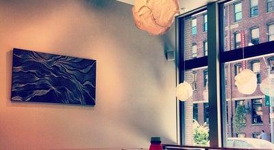 Photo of Coffee Shop Barrington Coffee Roasting Company at 346 Congress St, Boston, MA 02210, United States