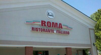 Photo of Italian Restaurant Roma Ristorante Italiano at 8330 Staples Mill Rd, Henrico, VA 23228, United States