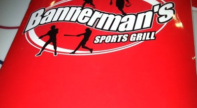 Photo of American Restaurant Bannerman's Sports Grill at 858 S Il Route 59, Bartlett, IL 60103, United States