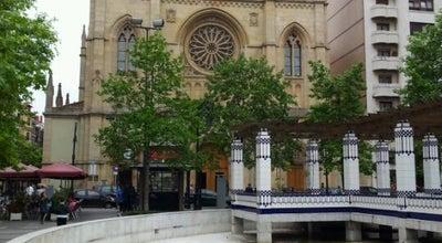 Photo of Temple Iglesia de San Lorenzo at Concepción Arenal 4, Gijón 33202, Spain