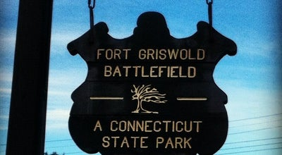 Photo of Monument / Landmark Fort Griswold Battlefield State Park at 57 Fort St, Groton, CT 06340, United States