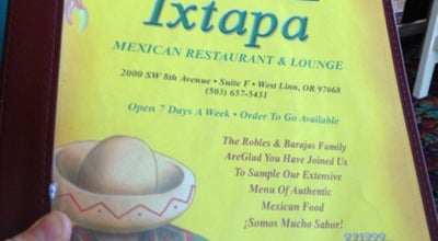 Photo of Mexican Restaurant Ixtapa Restaurant at 2000 8th Ave, West Linn, OR 97068, United States