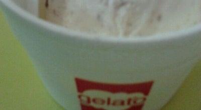 Photo of Ice Cream Shop Gelato factory at Peru