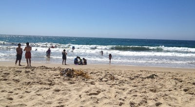 Photo of Beach Herondo Beach at Redondo and Hermosa border, CA 90277, United States