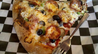 Photo of Pizza Place AJ's NY Pizzeria at 301 Poyntz Ave, Manhattan, KS 66502, United States