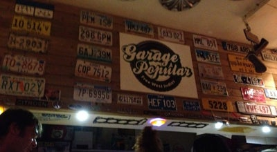 Photo of Bar Garage Popular at 121 Rue Lamartine, Fort-de-France 97200, Martinique