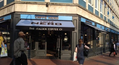 Photo of Coffee Shop Caffè Nero at 75-76 Broad St, Reading RG1 2AP, United Kingdom