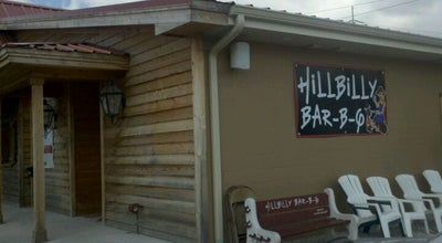 Photo of BBQ Joint Hillbilly Bar-B-Q at 2317 Hickory Ave, River Ridge, LA 70123, United States