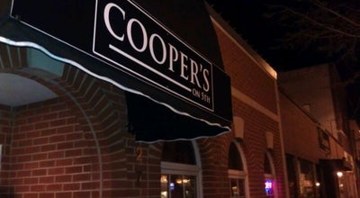 Photo of American Restaurant Cooper's on 5th at 227 5th St, West Des Moines, IA 50265, United States