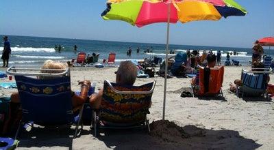 Photo of Beach Margate Beach at margate city, NJ 08402, United States