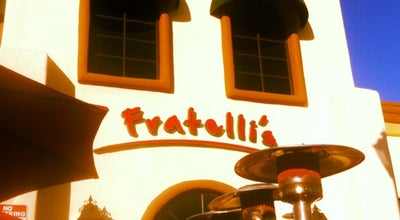Photo of Italian Restaurant Fratelli's at 3915 Mission Ave, Oceanside, CA 92058, United States