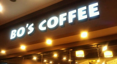 Photo of Coffee Shop Bo's Coffee at Raintree Mall, F. Ramos St., Cebu City 6000, Philippines