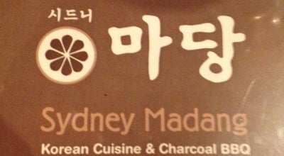 Photo of Korean Restaurant Sydney Madang Restaurant at 371a Pitt St, Sydney, NS 2000, Australia