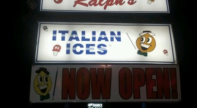 Photo of Ice Cream Shop Ralph's Famous Italian Ices at 235 Deer Park Rd., Dix Hills, NY 11746, United States