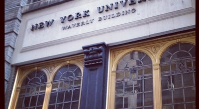 Photo of Tourist Attraction New York University at 70 Washington Sq South, New York, NY 10012, United States