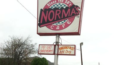 Photo of Diner Norma's Cafe at 1123 W Davis St, Dallas, TX 75208, United States
