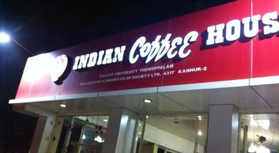 Photo of Cafe Indian Coffee House at Thenhipalam, India