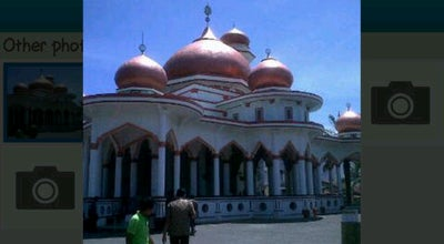 Photo of Mosque Masjid Babuttaqwa XXI (Masjid Aspol Kuta Alam) at Jl. T. Hamzah Bendahara, Kuta Alam, Banda Aceh 23000, Indonesia