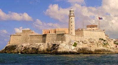 Photo of Lighthouse El Morro - Castillo De Los Tres Reyes at Ciudad De La Habana, Cuba