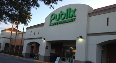 Photo of Supermarket Publix at 19034 Bruce B Downs Blvd, Tampa, FL 33647, United States