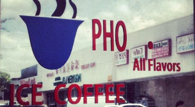 Photo of Vietnamese Restaurant Pho Thien Y at Belknap St., Haltom City, TX 76117, United States