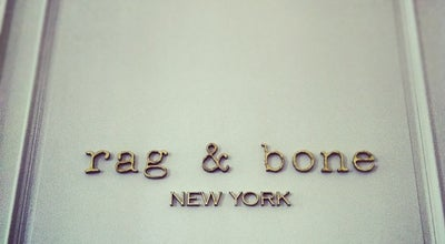 Photo of Boutique Rag & Bone at 909 Madison Ave, New York, NY 10021, United States