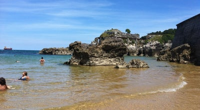 Photo of Beach Playa Camello at Avda. De La Reina Victoria, Santander 39005, Spain
