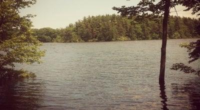 Photo of Lake Androscoggin Lake at Wayne, ME 04284, United States
