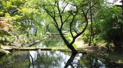 Photo of Lake 鶴ヶ池 at 内丸, 盛岡市, Japan
