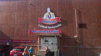 Photo of Butcher Chef Wotkin's Tehtaanmyymälä at Vanha Talvitie 8, Helsinki 00580, Finland