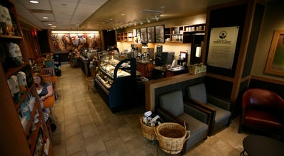 Photo of Cafe Starbucks @ Elmhurst Memorial Hospital at 155 E Brush Hill Rd, Elmhurst, IL 60126, United States
