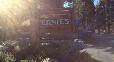 Photo of Breakfast Spot Ernie's Coffee Shop at 1207 Emerald Bay Rd, South Lake Tahoe, CA 96150, United States