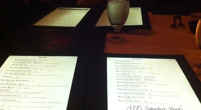 Photo of Steakhouse MT's Chophouse at 1555 Ocean Dr, Vero Beach, FL 32963, United States