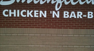 Photo of BBQ Joint Smithfield's Chicken 'N Bar-B-Q at 100 Exchange St, Henderson, NC 27536, United States