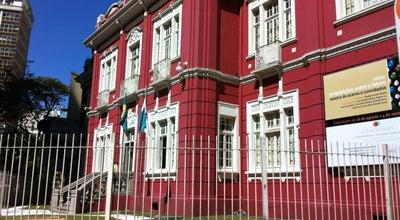 Photo of Art Museum Museu de Arte Contemporânea do Paraná (MAC) at R. Des. Westphalen, 16, Curitiba 80010-110, Brazil