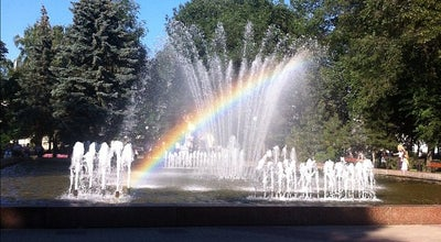 Photo of Park Кольцовский сквер at Пл. Ленина, Воронеж, Russia