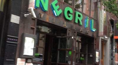 Photo of Caribbean Restaurant Negril Village at 70 W 3rd St, New York, NY 10012, United States