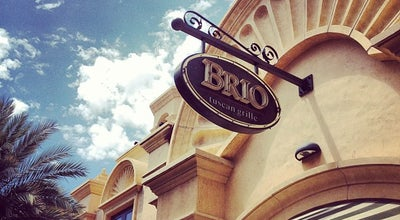 Photo of Italian Restaurant Brio Tuscan Grille at 6653 Las Vegas Blvd S, Las Vegas, NV 89119, United States