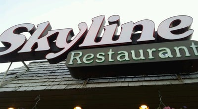 Photo of American Restaurant Skyline Restaurant & Lounge at 106 Ella Grasso Tpke, Windsor Locks, CT 06096, United States