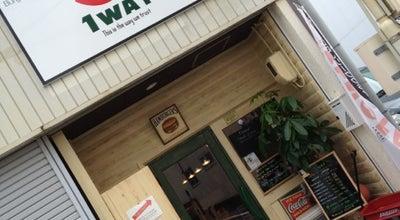 Photo of Burger Joint One Way at 大市町1-16, 山口市, Japan