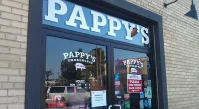 Photo of BBQ Joint Pappy's Smokehouse at 3106 Olive St, Saint Louis, MO 63103, United States