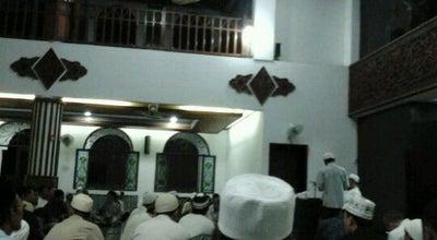 Photo of Mosque Masjid Nurul Iman at Jalan Merbabu Depkeu Ciledug, Tangerang, Indonesia