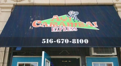 Photo of Mexican Restaurant Ay Caramba at 6 W Park Ave, Long Beach, NY 11561, United States