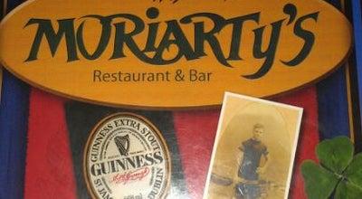 Photo of Pub Moriarty's Restaurant & Irish Pub at 1116 Walnut St, Philadelphia, PA 19107, United States