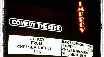 Photo of Comedy Club Improv Comedy Theater at 7620 Katy Fwy, Houston, TX 77024, United States