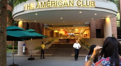 Photo of Club House The American Club at 10 Claymore Hill, Singapore 229573, Singapore