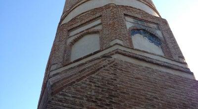 Photo of Historic Site Yivli Minare at Antalya, Turkey